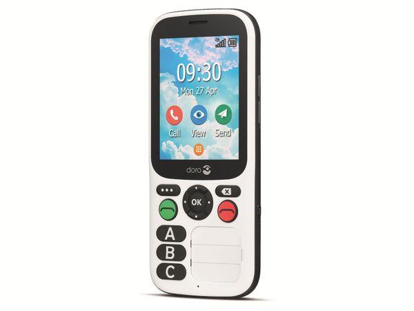 Handy DORO 780X, schwarz/weiß - Produktbild 5