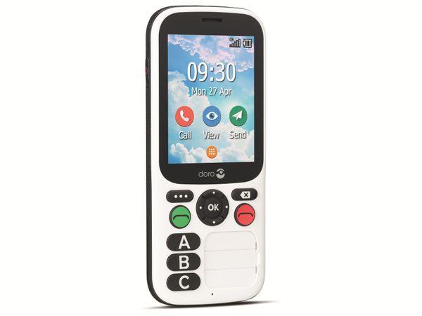 Handy DORO 780X, schwarz/weiß - Produktbild 6