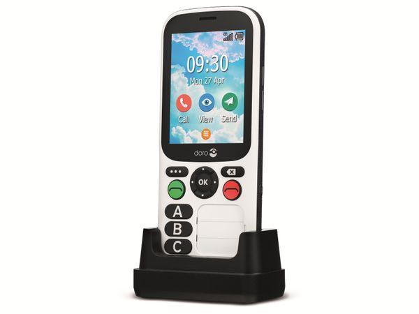 Handy DORO 780X, schwarz/weiß - Produktbild 7