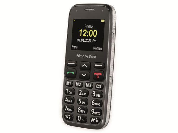 Handy DORO Primo 218, schwarz - Produktbild 2