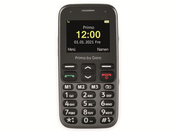 Handy DORO Primo 218, schwarz - Produktbild 3