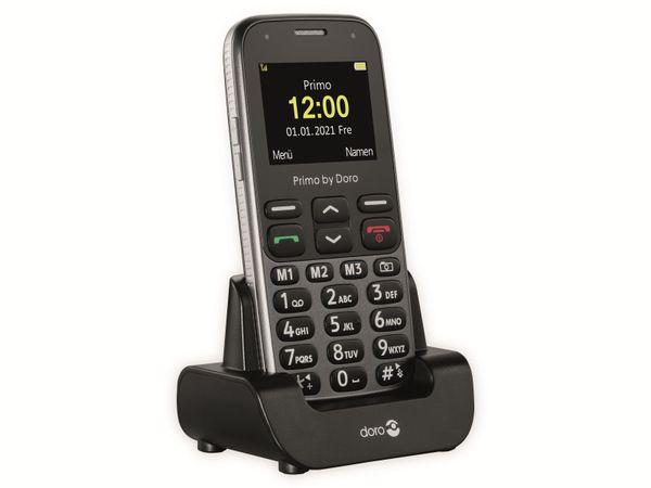 Handy DORO Primo 218, schwarz - Produktbild 5