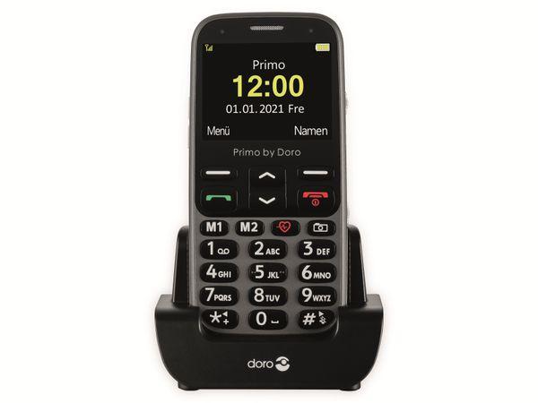 Handy DORO Primo 368, schwarz - Produktbild 7