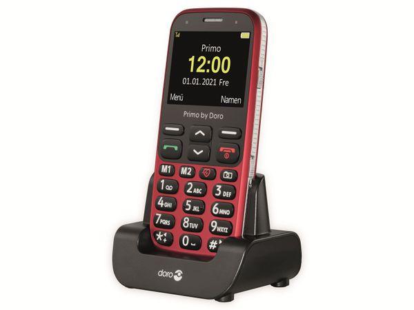 Handy DORO Primo 368, rot - Produktbild 6