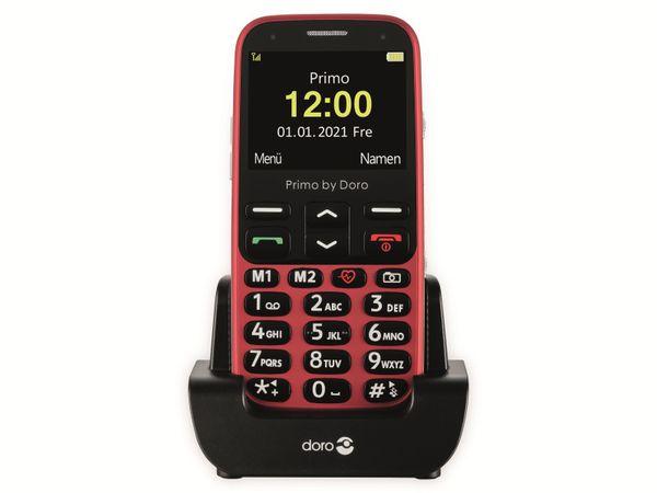 Handy DORO Primo 368, rot - Produktbild 7