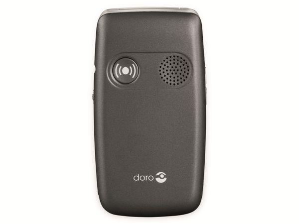 Handy DORO Primo 408, schwarz/silber - Produktbild 2