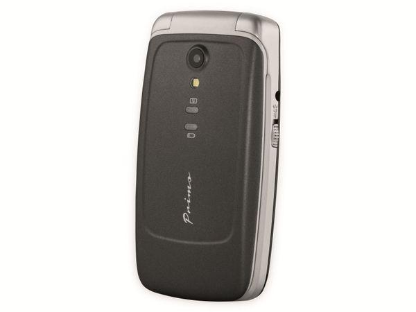 Handy DORO Primo 408, schwarz/silber - Produktbild 6