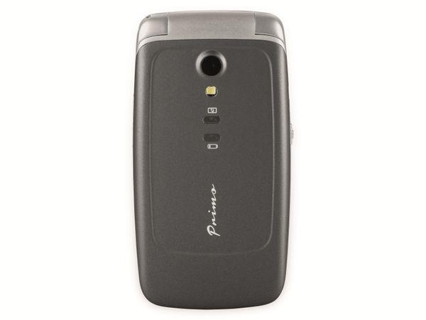 Handy DORO Primo 408, schwarz/silber - Produktbild 7