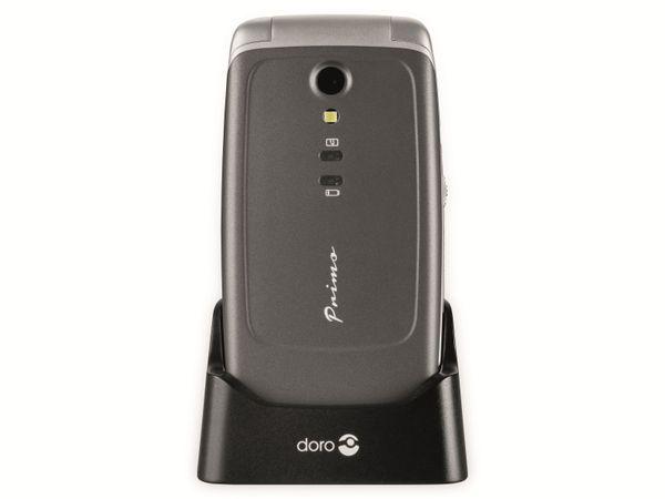 Handy DORO Primo 408, schwarz/silber - Produktbild 10