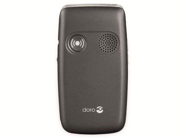 Handy DORO Primo 418, schwarz/silber - Produktbild 2