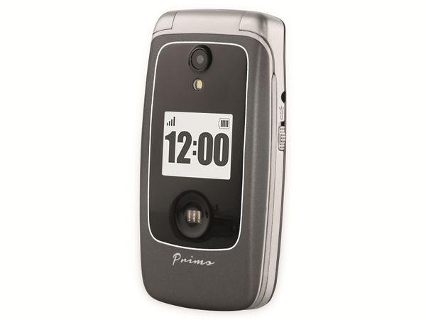 Handy DORO Primo 418, schwarz/silber - Produktbild 6