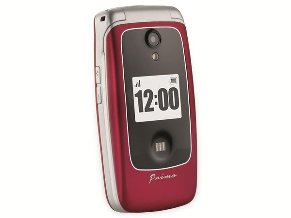 Handy DORO Primo 418, rot
