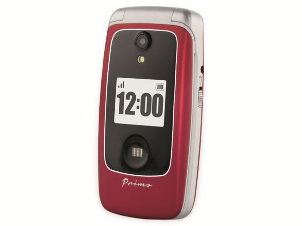 Handy DORO Primo 418, rot - Produktbild 2