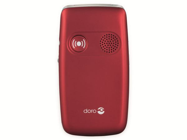 Handy DORO Primo 418, rot - Produktbild 4
