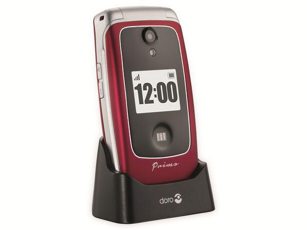 Handy DORO Primo 418, rot - Produktbild 5