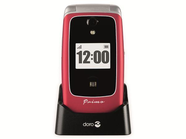 Handy DORO Primo 418, rot - Produktbild 7