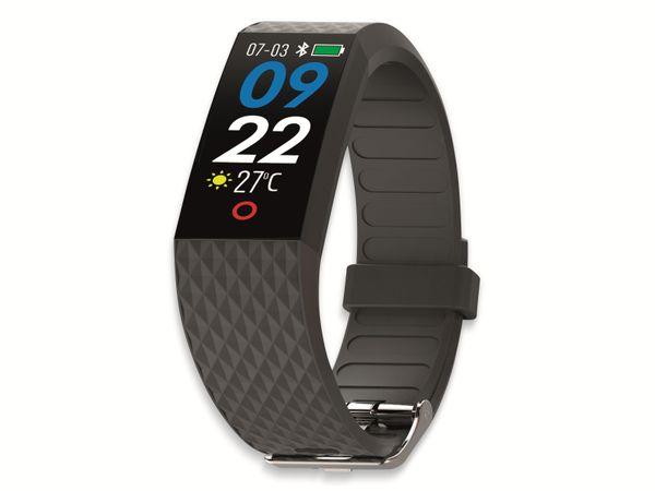 Fitness-Armband SWISSTONE SW 320 HR, schwarz - Produktbild 2