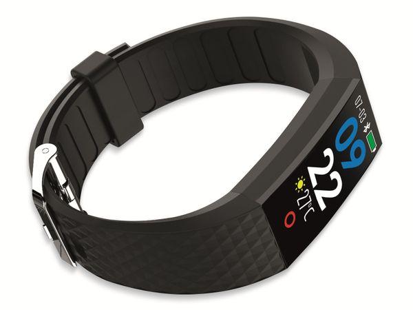 Fitness-Armband SWISSTONE SW 320 HR, schwarz - Produktbild 4