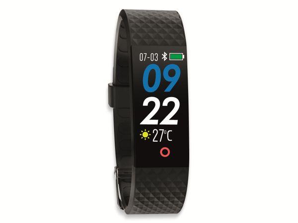 Fitness-Armband SWISSTONE SW 320 HR, schwarz - Produktbild 5