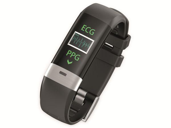 Fitness-Armband SWISSTONE SW 620 ECG, schwarz - Produktbild 3