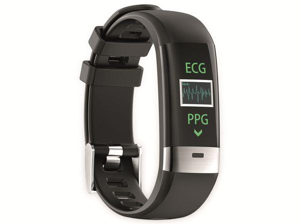 Fitness-Armband SWISSTONE SW 620 ECG, schwarz - Produktbild 4