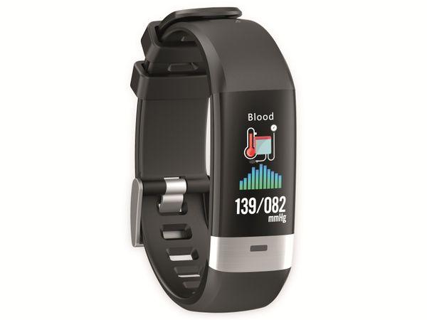 Fitness-Armband SWISSTONE SW 620 ECG, schwarz - Produktbild 6