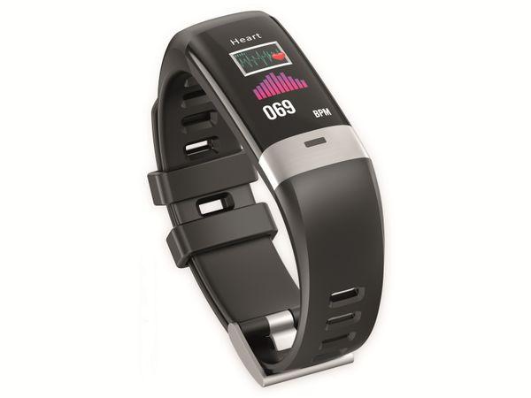 Fitness-Armband SWISSTONE SW 620 ECG, schwarz - Produktbild 8