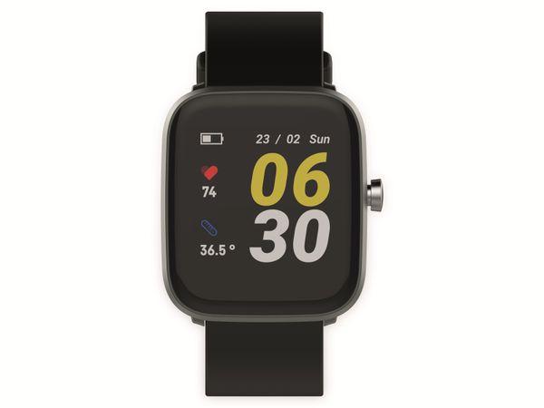 Smartwatch SWISSTONE SW 630 BT, schwarz - Produktbild 2