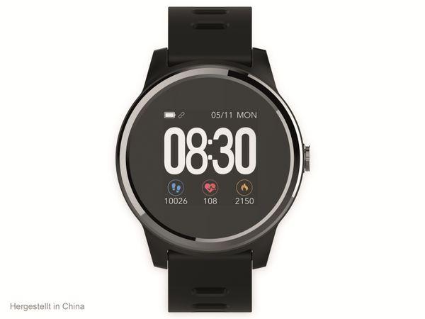 Smartwatch SWISSTONE SW 660 ECG, schwarz
