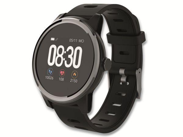 Smartwatch SWISSTONE SW 660 ECG, schwarz - Produktbild 2