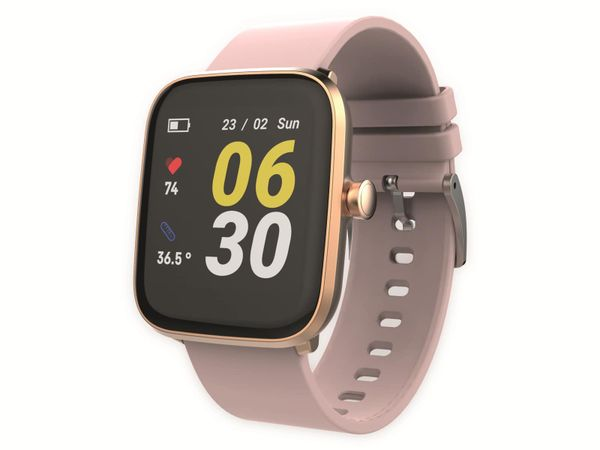 Smartwatch SWISSTONE SW 630 BT, rose/gold