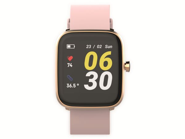 Smartwatch SWISSTONE SW 630 BT, rose/gold - Produktbild 4