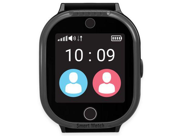 Smartwatch SHELLY MyKi 4 Lite, schwarz