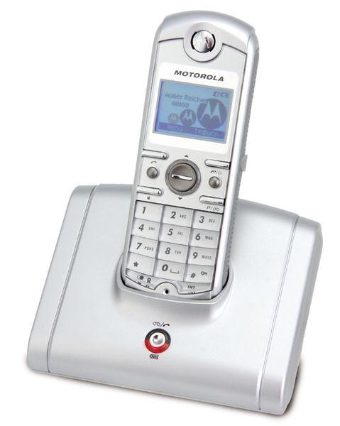Schnurloses DECT-Telefon MOTOROLA ME4058-1 - Produktbild 1