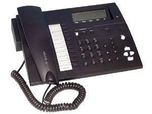 ISDN-Komforttelefon Europa 30, anthrazit