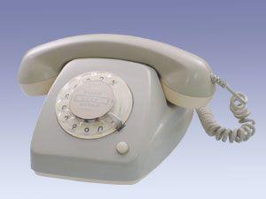 Wählscheiben-Telefon Siemens