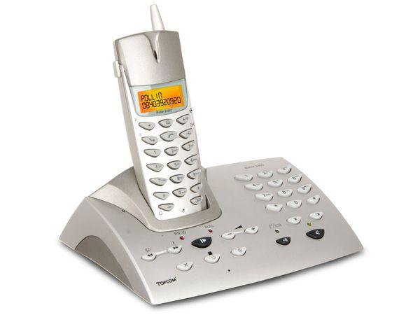 Schnurloses DECT-Telefon TOPCOM Butler 2455 - Produktbild 1