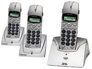 Schnurloses Telefon TOPCOM Butler 2900 Triple Pac