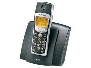 Schnurloses ISDN-Telefon DeTeWe BeeTel 450i