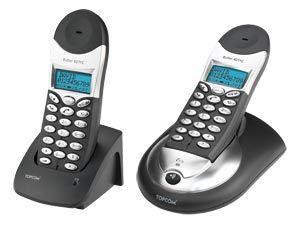Schnurloses Telefon TOPCOM Butler 4011 duo