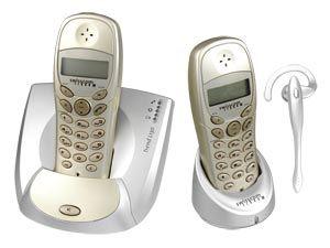 Schnurlose Telefone swisscom Trend L130 Duo