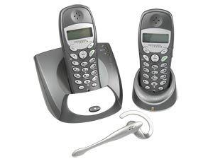 Schnurlose Telefone SWISSCOM Trend L233 Duo