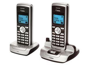 Schnurloses DECT-Telefon DeTeWe BeeTel 610 Duo