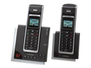 Schnurloses ISDN-Telefon swissvoice Eurit 758 Duo