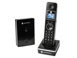 Schnurloses DECT-Telefon MOTOROLA D801