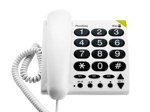 Großtasten-Telefon PhoneEasy 311c