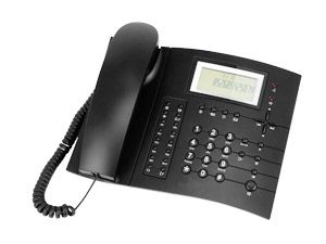 Komforttelefon KH5001, schwarz - Produktbild 1