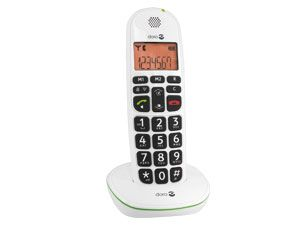 DECT-Telefon DORO PhoneEasy 100w, weiß