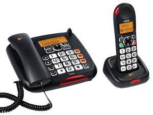 Telefon-Set TOPCOM SOLOGIC B901 COMBO