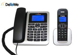 Schnurlos-Telefon DeTeWe BeeTel 860 Combo